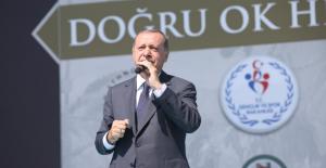 """Erdoğan: """"FETÖ, PKK, PYD, DEAŞ Birer Piyondu"""""""