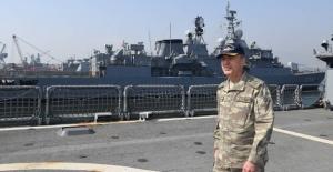 Orgeneral Akar: Ege Denizi'nde Ve Doğu Akdeniz'de Bir Oldubittiye De Asla İzin Verilmeyecek