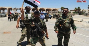 Esad Güçleri Dera'nın Doğusunun Yüzde 95'ini Ele Geçirdi