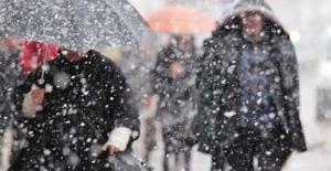 Ülkemizin Doğu Kesimlerindeki Kar Yağışlarına Dikkat!