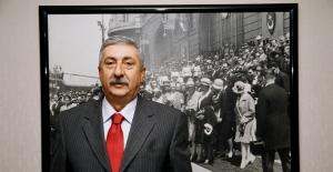 """Palandöken, """"Ankara Milli Mücadelede En Zorlu Görevi Üstlenmiştir"""""""