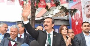 Başkan Çetin: Birlik Ve Beraberlikle Kazanacağız