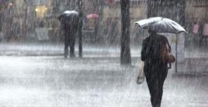 Kırıkkale İçin Gök Gürültülü Sağanak Yağış Uyarısı!