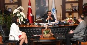 Çukurova Belediyesi Erkan Okulları İle Eğitim Protokolü İmzaladı