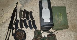 Barış Pınarı Bölgesinde Eylem Hazırlığında Olan 4 Terörist Sağ Olarak Ele Geçirildi