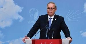"""CHP Sözcüsü Öztrak: """"Filistin Halkının Yanındayız"""""""