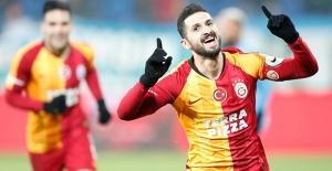 Galatasaray, Çaykur Rizespor İle 1-1 Berabere Kaldı