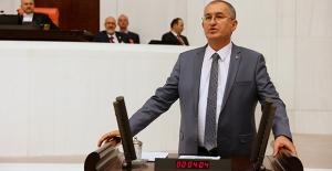 CHP'li Sertel'den Kızılay'ın Kan Stoklarıyla İlgili Çarpıcı İddia!