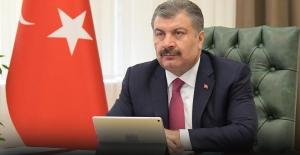 """Sağlık Bakanı Koca, """"Vaka Sayımız 1.000'in Altına Düştü"""""""