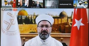 """""""Mücadelemiz, Kudüs Tamamen Özgür Oluncaya Kadar Devam Edecektir"""""""