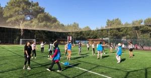 """Çocuklara Ve Gençlere Kamplarda """"Mahremiyet Bilinci"""" Eğitimi"""