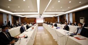 KPDK Bakan Selçuk Başkanlığında İlk Kez Gündemle Toplandı