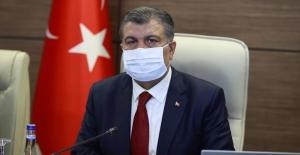 Türkiye'de Koronavirüs'ten Hayatını Kaybedenlerin Sayısı 8 Bin 195'e Yükseldi