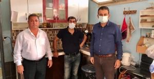 """CHP'li Bulut: """"Kahveci Esnafı Geçinmek İçin Masa-Sandalye Satıyor"""""""