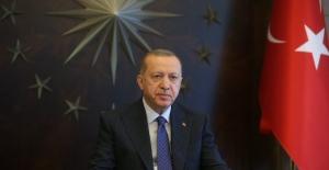 Cumhurbaşkanı Erdoğan, ABD Başkanı Trump Ve Eşine Geçmiş Olsun Dileklerini İletti