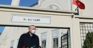 """Cumhurbaşkanı Erdoğan: """"Tedbirler Almaya Mecburuz Ve Alacağız"""""""