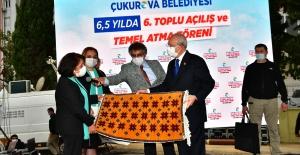 Kılıçdaroğlu'na Gülen Yüzler Kadın Kooperatifinden El Emeği Göz Nuru Hediyeler