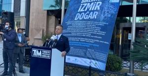 """TİM ve İhracatçı Birlikleri'nden """"Birlikten İzmir Doğar"""" Yardım Kampanyasına 10 Milyon TL'lik Destek"""