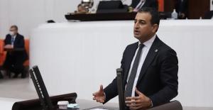Bulut'tan Sağlıkçılara Yönelik Kanun Tekliflerinin Yasalaşması İçin Meclis Başkanı'na Çağrı