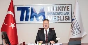 TİM Başkanı Gülle: Otomotiv Sektörü, Salgın Öncesi İhracat Rakamlarını Yakaladı