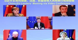 Xi Jinping: Çin-AB Anlaşması, Pandemi Sonrası Dünya Ekonomisini İyileştirecek