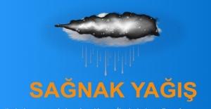 Ankara İçin Kuvvetli Yağış Uyarısı!