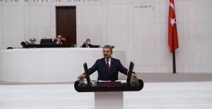 """Bahşi: """"Milli Eğitim Bakanlığının Gönderdiği Tabletleri AK Parti İlçe Başkanı Dağıttı"""""""