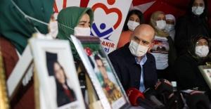 Bakan Soylu, Diyarbakır Anneleriyle Bir Araya Geldi