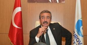 Başkan Çetin: İftiracılarla 'Yargıda' Hesaplaşacağız