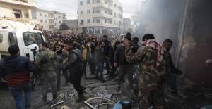 İnsanlık Düşmanı PKK/YPG'li Teröristler 10 Sivilin Canına Kıyarak 24 Kişiyi De Yaraladı