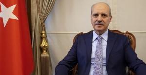 """Kurtulmuş: """"Kılıçdaroğlu'na En Büyük Cevabı Aziz Milletimiz 2023'de Verecektir"""""""