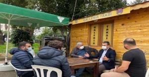 CHP'li Bulut: Taksici Esnafının Durumu İçler Acısı