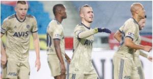 Fenerbahçe, Trabzon'dan 3 Puan İle Dönüyor