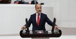 ''PKK'nın Siyasi Uzantısı Olan HDP'ye Tek Bir Laf Edemeyen Bir Genel Başkan Sayın Cumhurbaşkanımıza Asla Dil Uzatamaz''