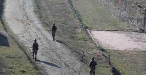 Suriye'den Yasa Dışı Yollarla Ülkemize Girmeye Çalışan 5'i Rusya, 1'i Libya Uyruklu 6 Kişi Yakalandı