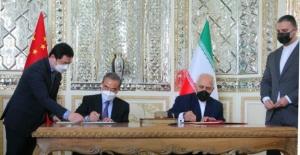 Çin Ve İran'dan Tahran'da Kritik İmza: 25 Yıllık Yol Haritası Hazır