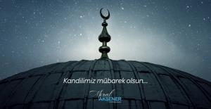 Akşener'den 'Miraç Kandili' Mesajı
