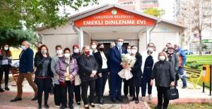 """Başkan Çetin: """"Yaşlılarımız Başımızın Tacıdır"""""""