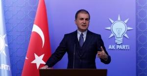 """Çelik: """"FETÖ Terör Örgütü Türkiye Düşmanı Tüm İhanet Projelerinin Gönüllü Kölesidir"""""""