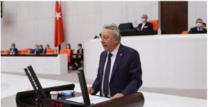 """CHP'li Bayır: """"AKP Tarihe Geçmiştir"""""""