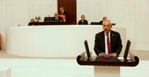 """CHP'li Kaplan """"Nurdağı Sanayi Bölgesi İçin Bütçe Ayrılmalı"""""""