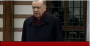 """Cumhurbaşkanı Erdoğan: """"Kilis'e Yapılan Saldırının Cevabını Haddiyle, Misliyle Verdik, Veriyoruz"""""""