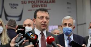 """İmamoğlu'ndan Gezi Parkı Yanıtı: """"Davamızı Başlatıyorum"""""""