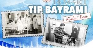 Millî Savunma Bakanı Akar'dan 14 Mart Tıp Bayramı Mesajı