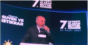 Recep Tayyip Erdoğan Yeniden AK Parti Genel Başkanlığına Seçildi