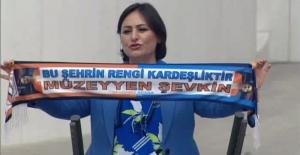 """Şevkin: """"Hükümet, Yüzünü Adana'ya Dönmüyor!"""""""