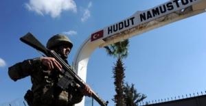 Suriye'den Ülkemize Girmeye Çalışan 1'i DEAŞ Terör Örgütü Mensubu 11 Kişi Yakalandı