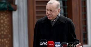"""Cumhurbaşkanı Erdoğan: """"Öncelikle Anayasa Mahkemesi Başkanı Laikliği Öğrenmesi Lazım"""""""