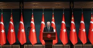 Cumhurbaşkanı Erdoğan Yeni Kısmi Tedbirleri Açıkladı