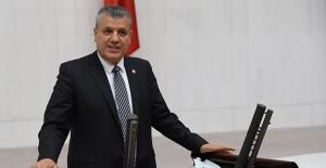 """CHP'li Barut: """"Ekonomideki Çöküşü Durdurun"""""""